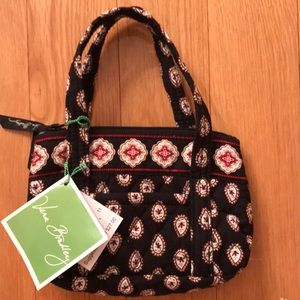 Vera Bradley Bitty Betsy classic black purse